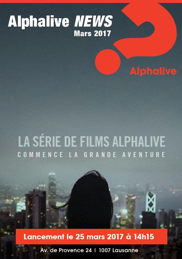 Alphalive News 03.2015