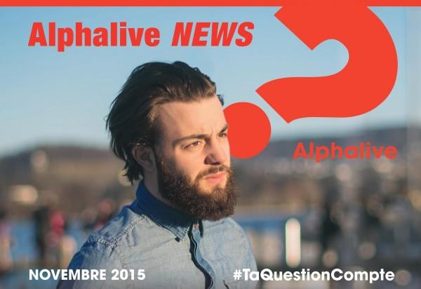 Alphalive News 11.2015